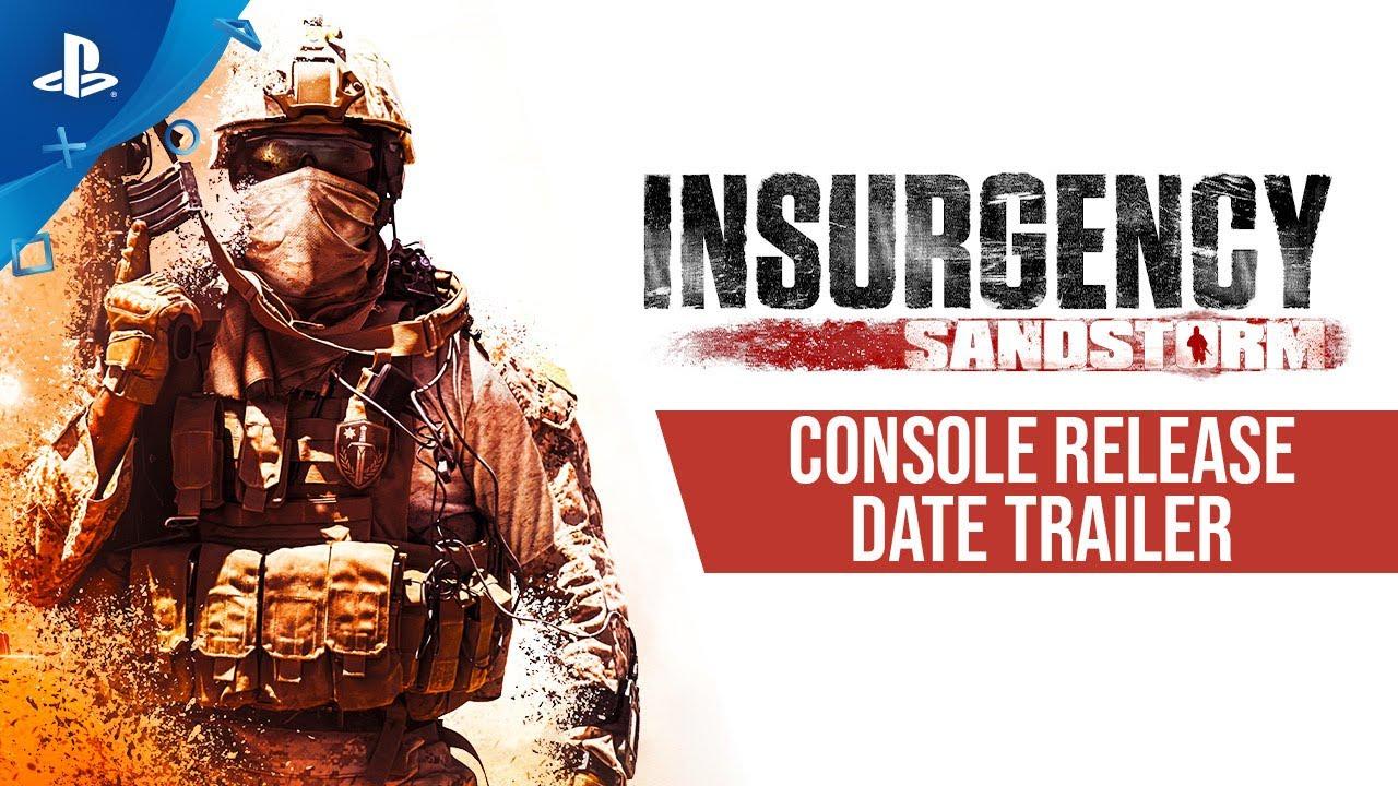Insurgency: Sandstorm chegará ao PS4 em agosto