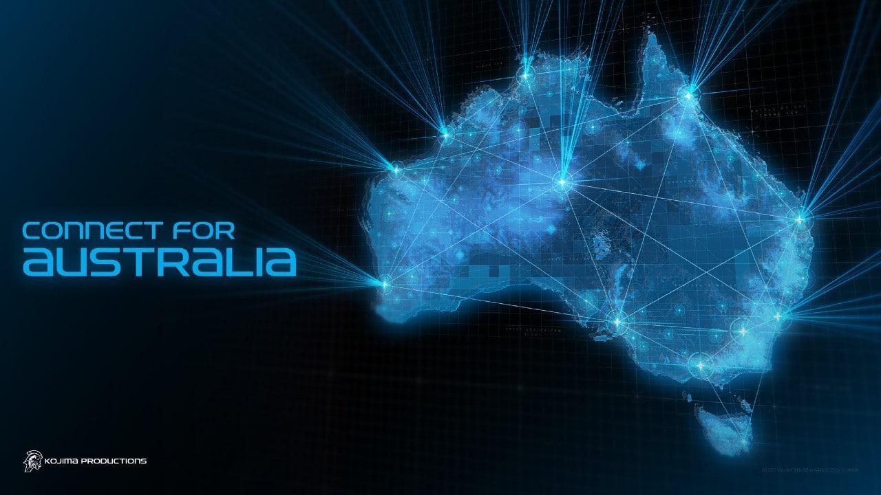 Kojima Productions inicia campanha contra incêndios na Austrália