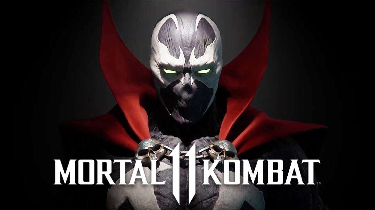 Mortal Kombat 11: Ed Boon revela imagem de Spawn