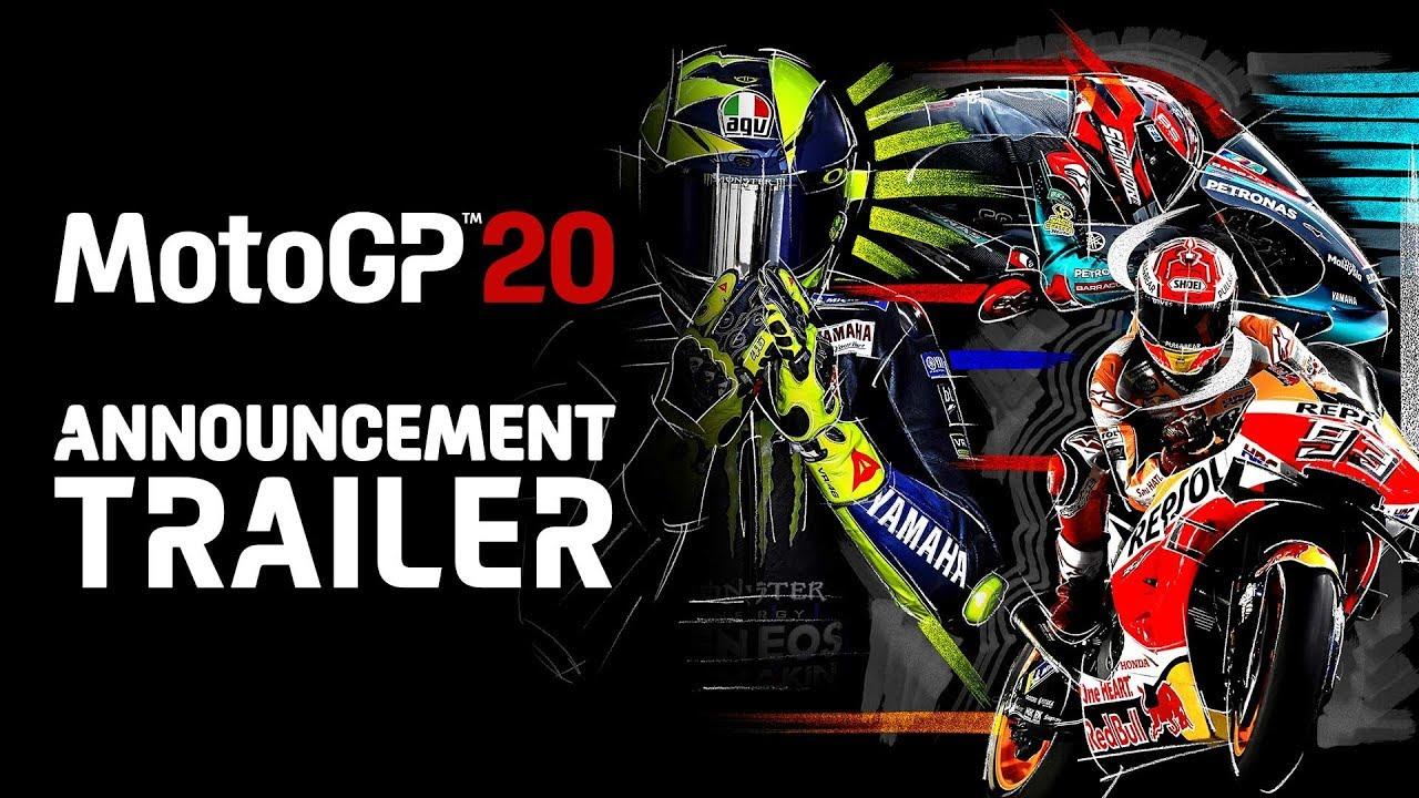 MotoGP 20 chegará ao PS4 em 23 de abril