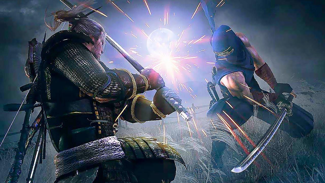 Gameplay de NiOh 2 mostra novo chefão: Shibata Katsuie
