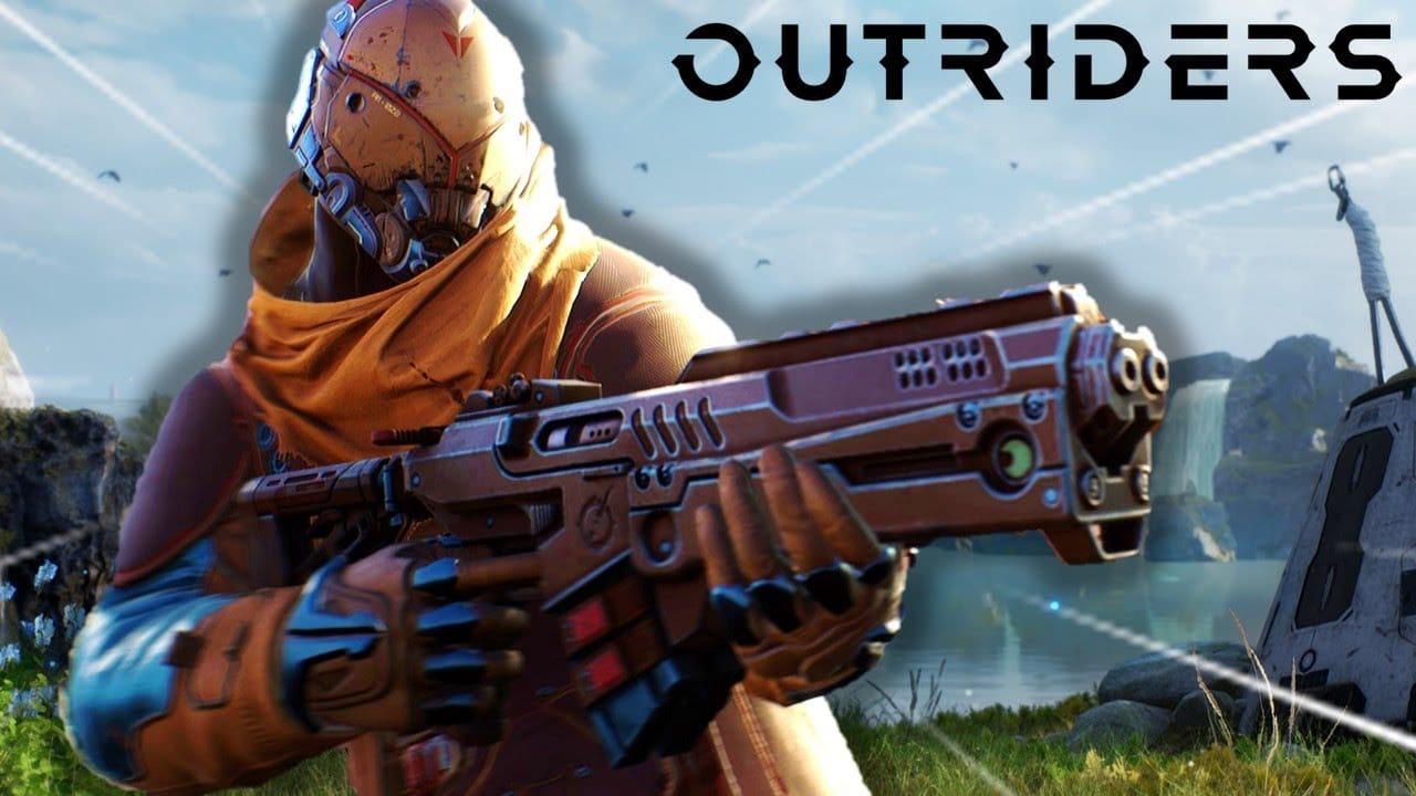 Outriders é adiado para 1º de abril; Demo disponível dia 25 de fevereiro
