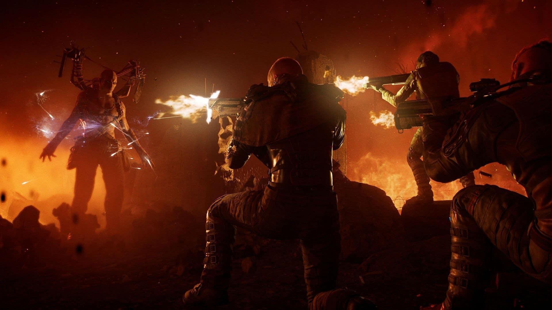 Square Enix revela primeiro trailer de gameplay de Outriders
