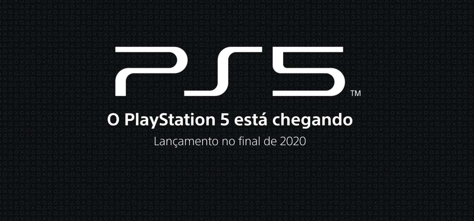PlayStation 5 is coming: Sony lança site do PS5 no Brasil