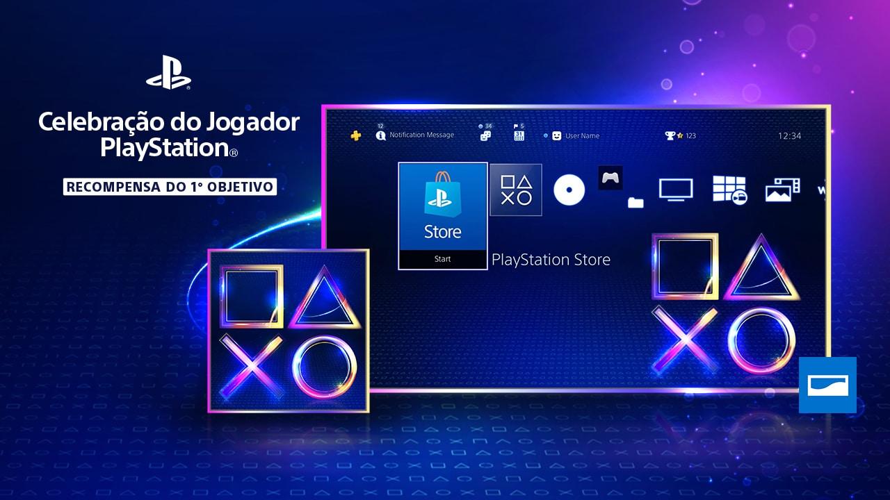Concurso Celebração do Jogador PlayStation já começou!