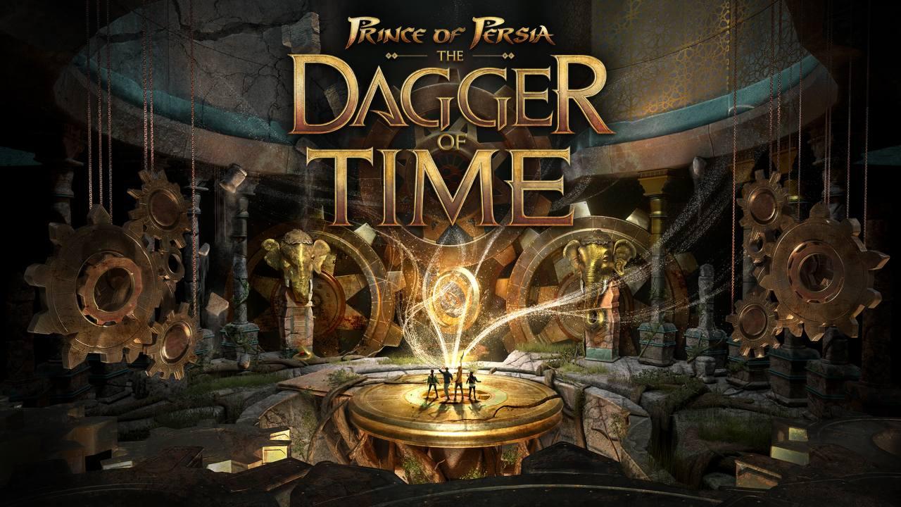 Ubisoft anuncia Prince of Persia: The Dagger of Time, uma experiência realidade virtual do jogo