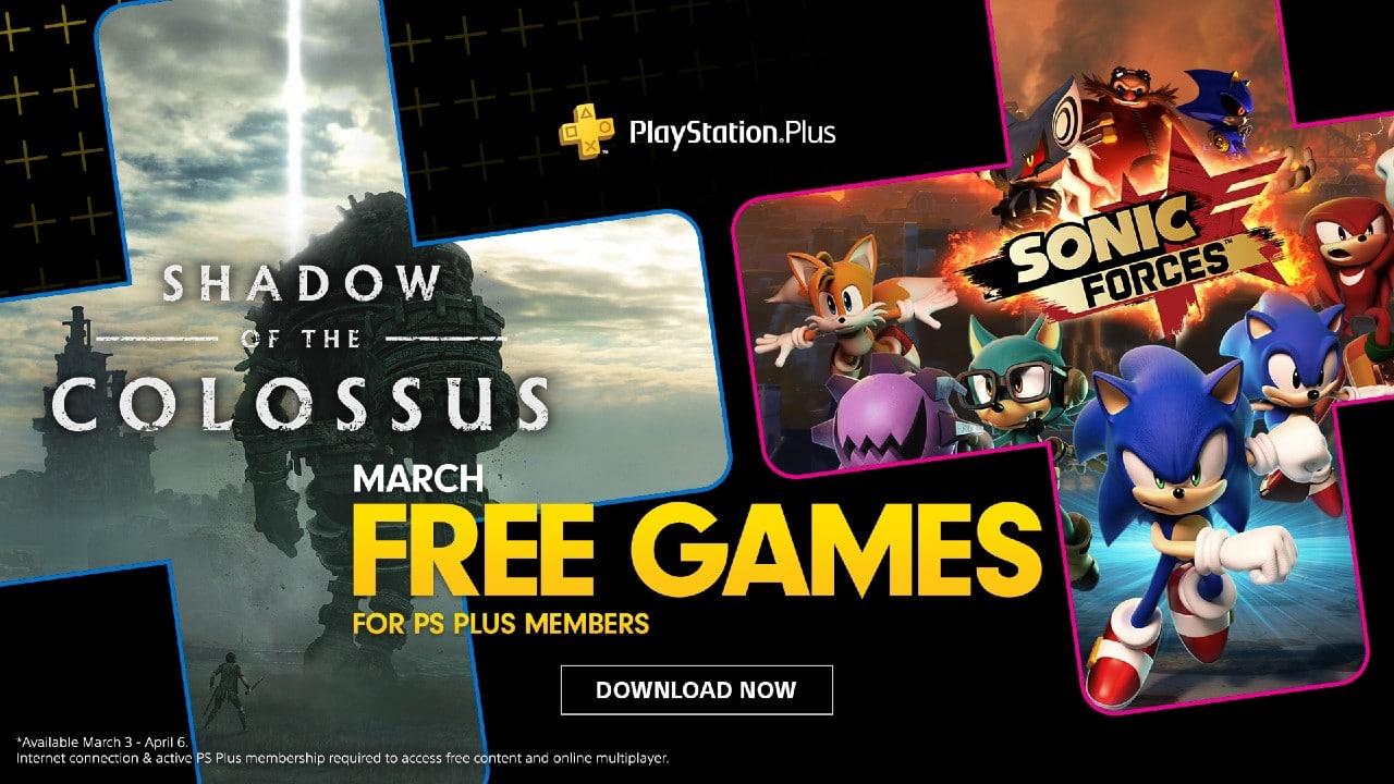[Oficial] Sony revela games da PS Plus de março de 2020
