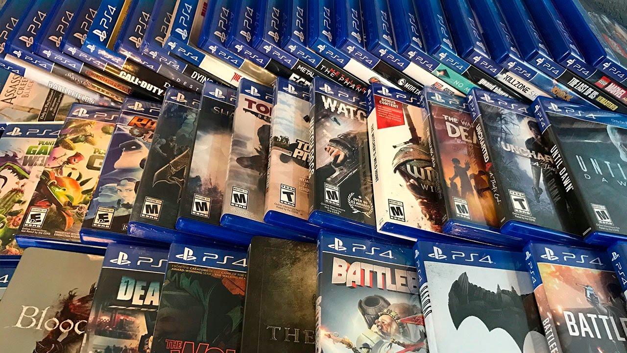 Cerca de 8 jogos de PS4 foram vendidos a cada segundo em 2019