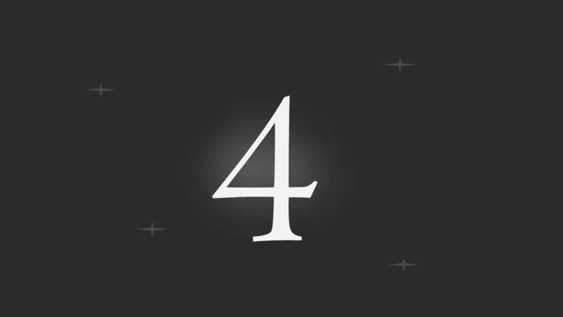 PlatinumGames lança website misterioso com o número 4