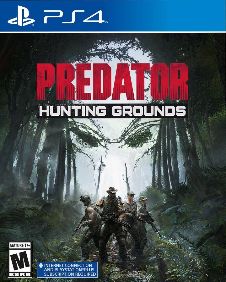 Predador Hunting Grounds