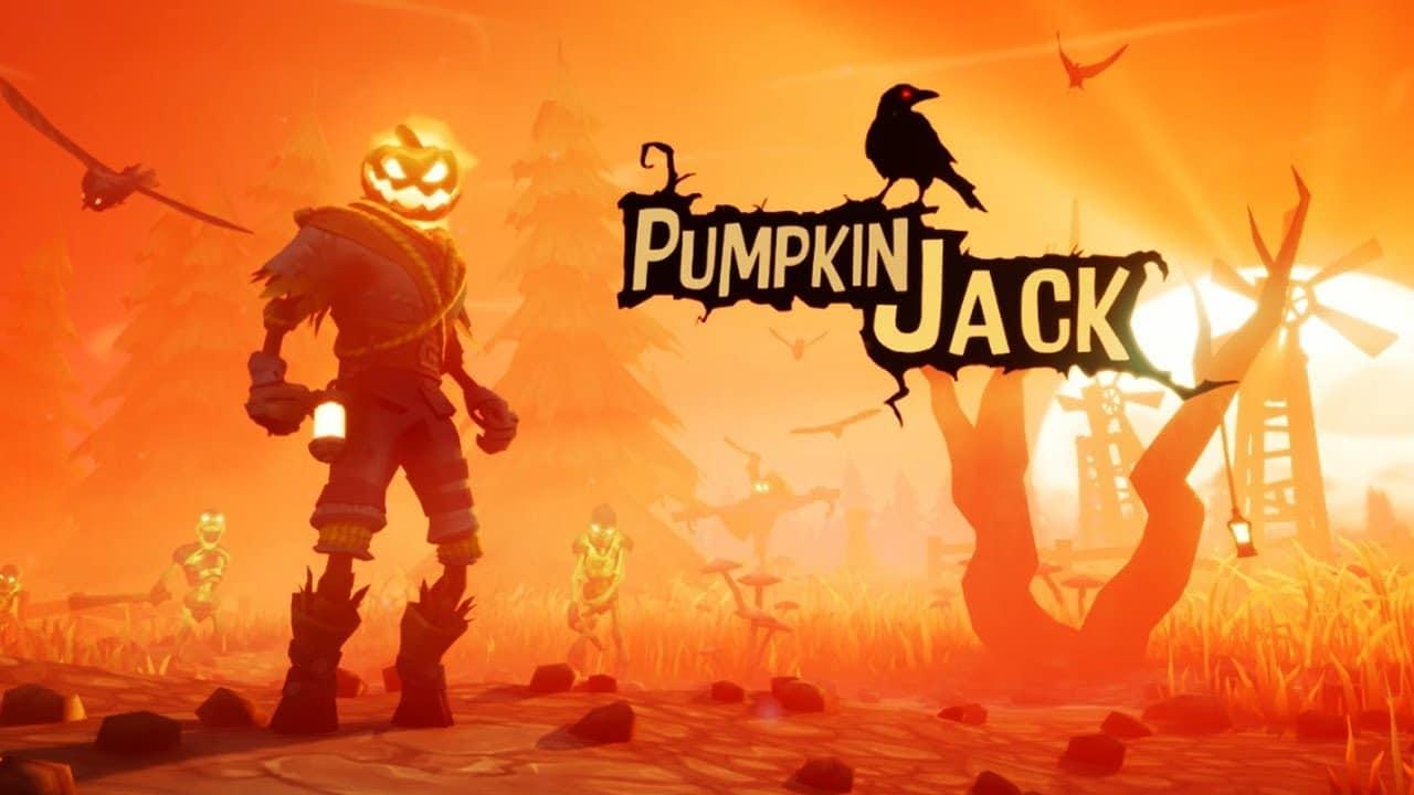 Pumpkin Jack, jogo de plataforma 3D, chegará ao PS5 em outubro