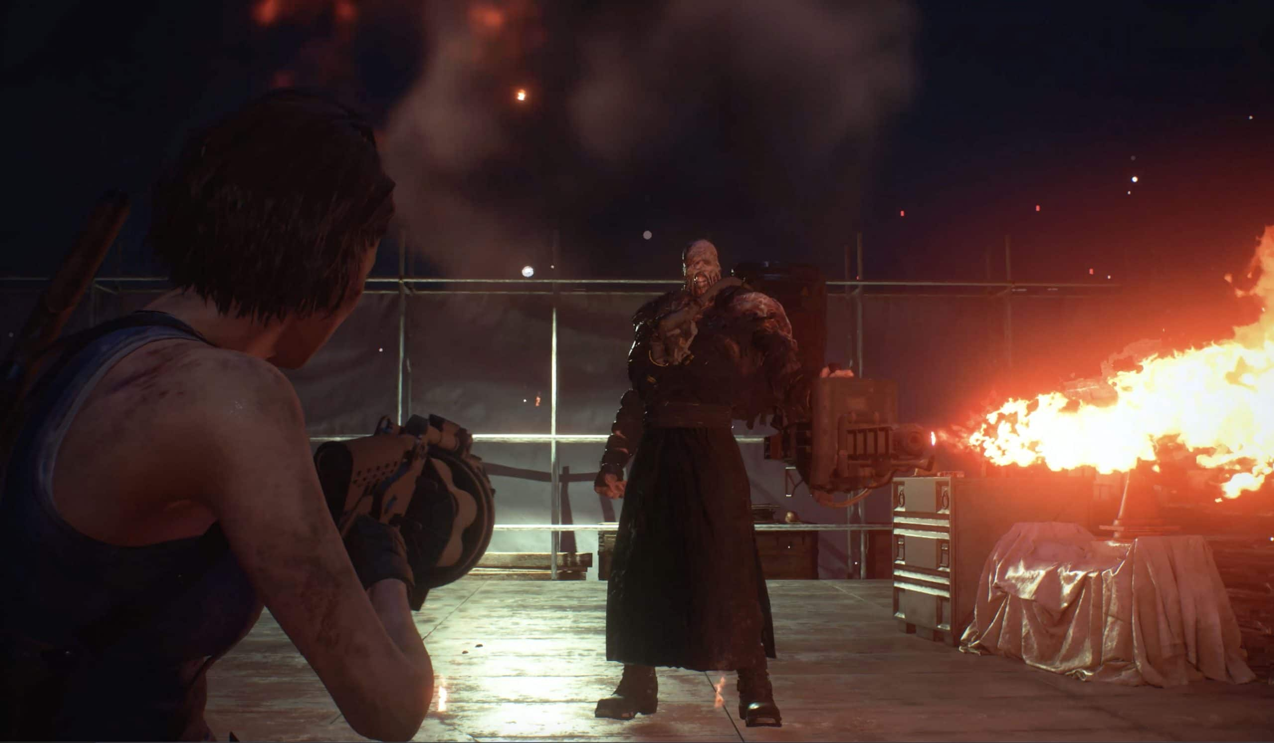 [Jogamos] Resident Evil 3 vai assustar e agradar muito aos fãs 2