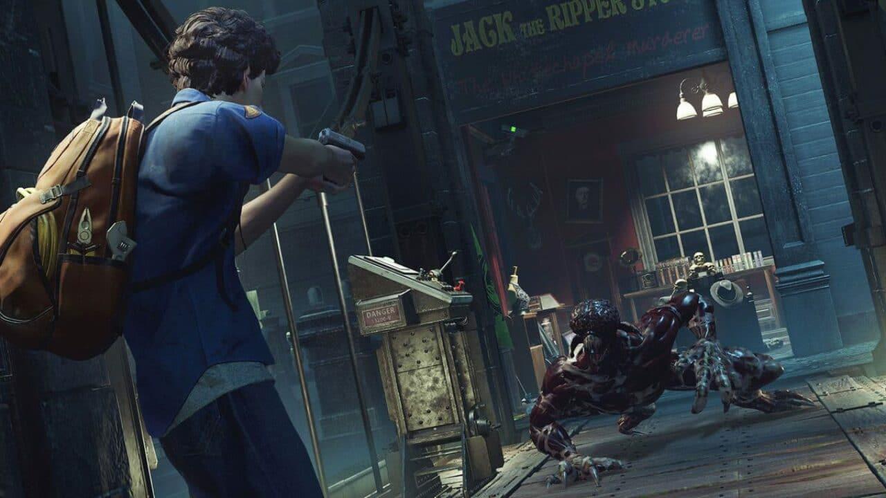 Gameplay de Resident Evil: Resistance mostra dois mapas do jogo
