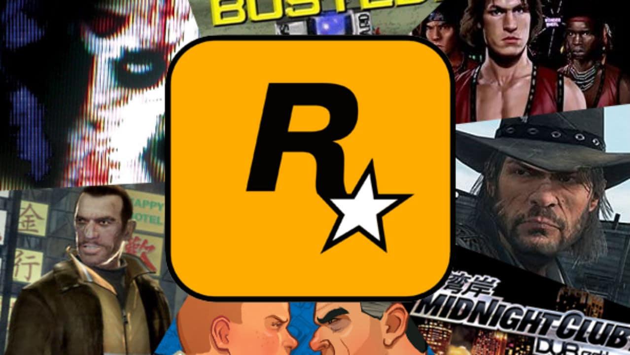 Ações da Take-Two caem após saída de co-fundador da Rockstar