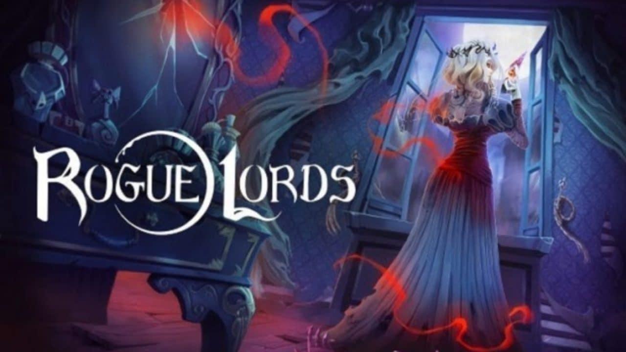 Rogue Lords, jogo de turnos, é anunciado para PS4
