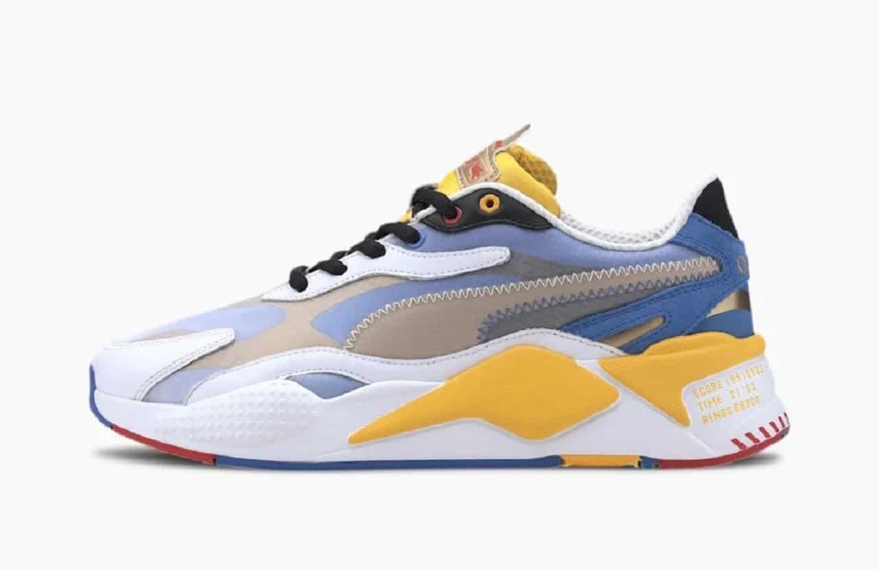 PUMA anuncia novo tênis inspirado em Sonic the Hedgehog