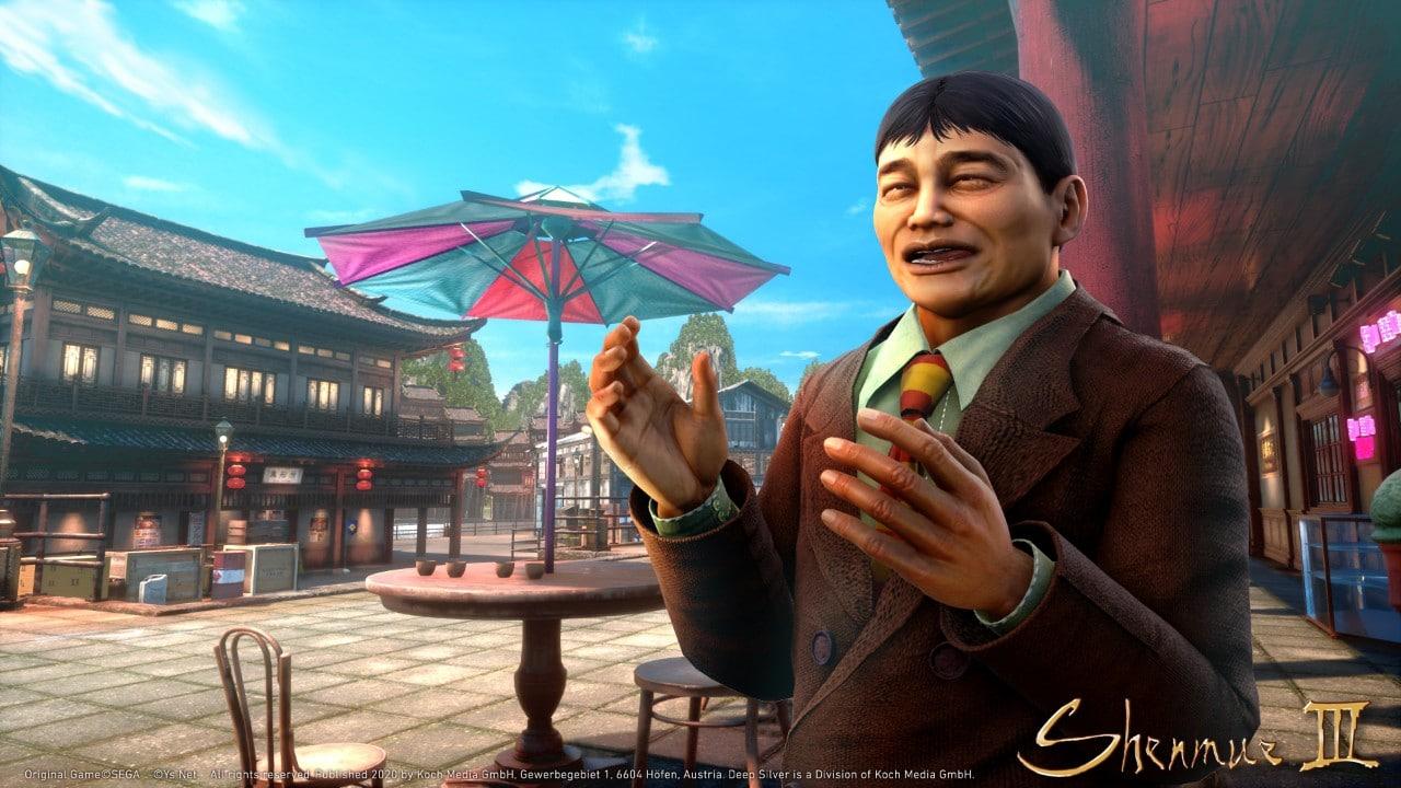 Segundo DLC de Shenmue 3 chega no dia 18 de fevereiro