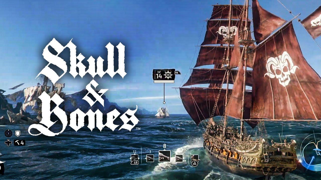 Skull and Bones não será lançado antes de 2021, diz jornalista