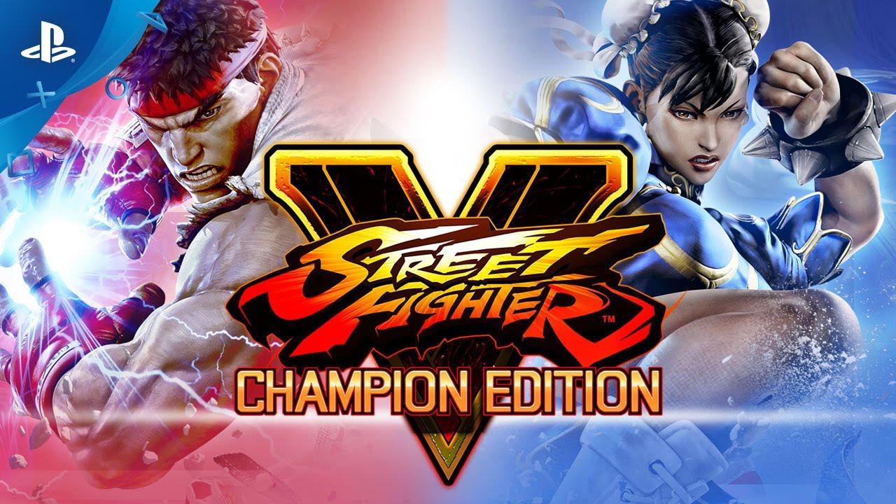 Versão física de Street Fighter V: Champion Edition chega sem código de ativação
