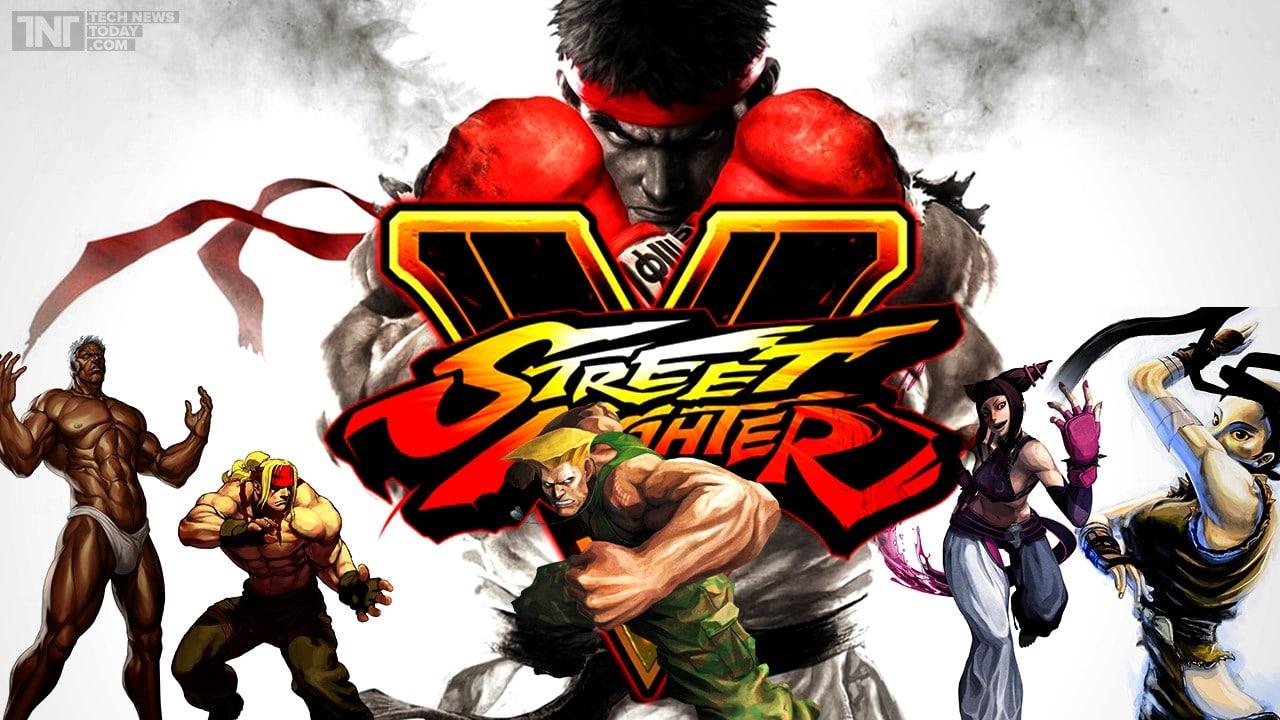 Netcode de Street Fighter V passará por melhorias na próxima semana