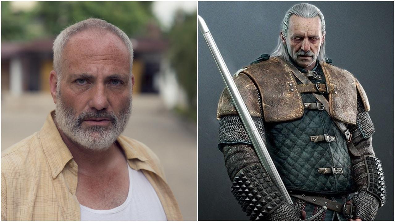 Netflix apresenta Vesemir para The Witcher e não é Mark Hamill