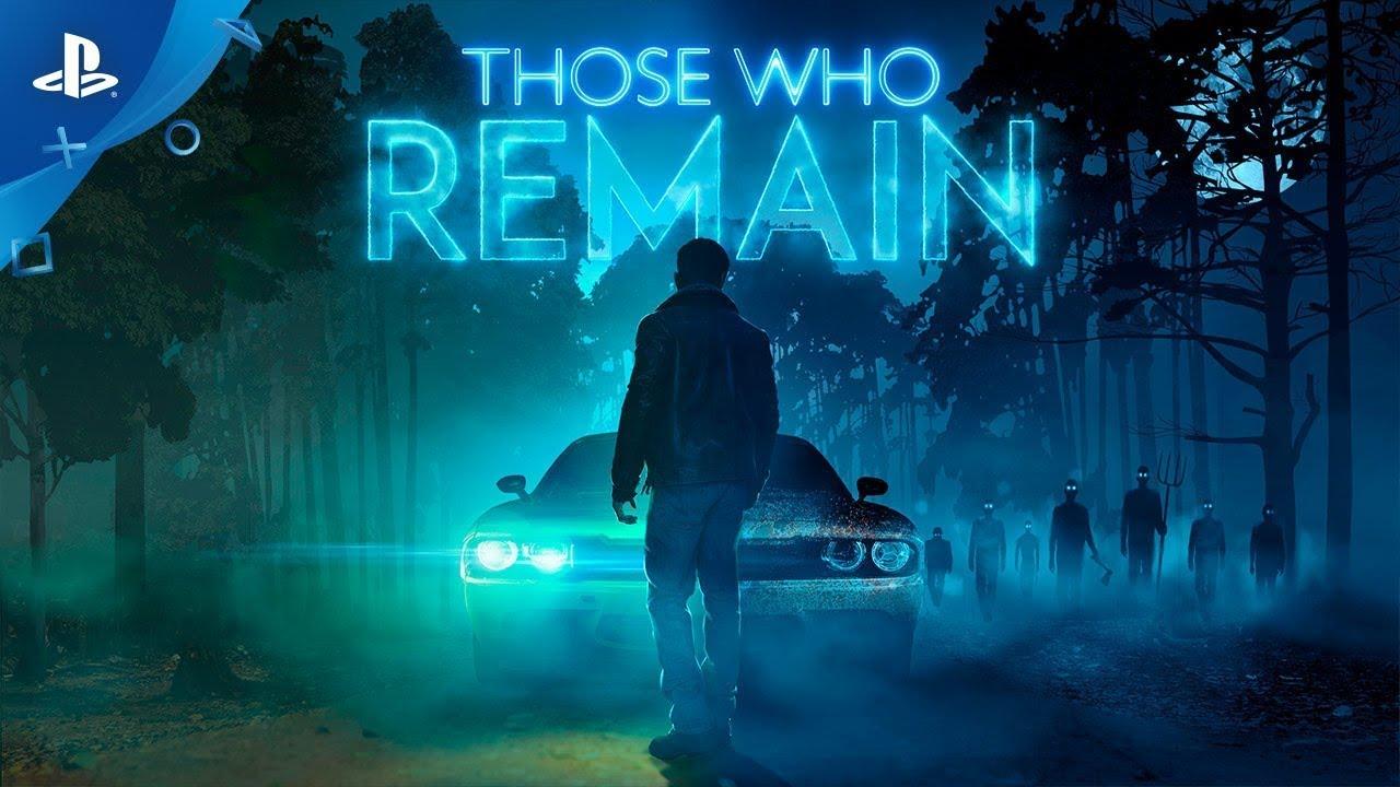 Those Who Remain chegará ao PS4 em 15 de maio