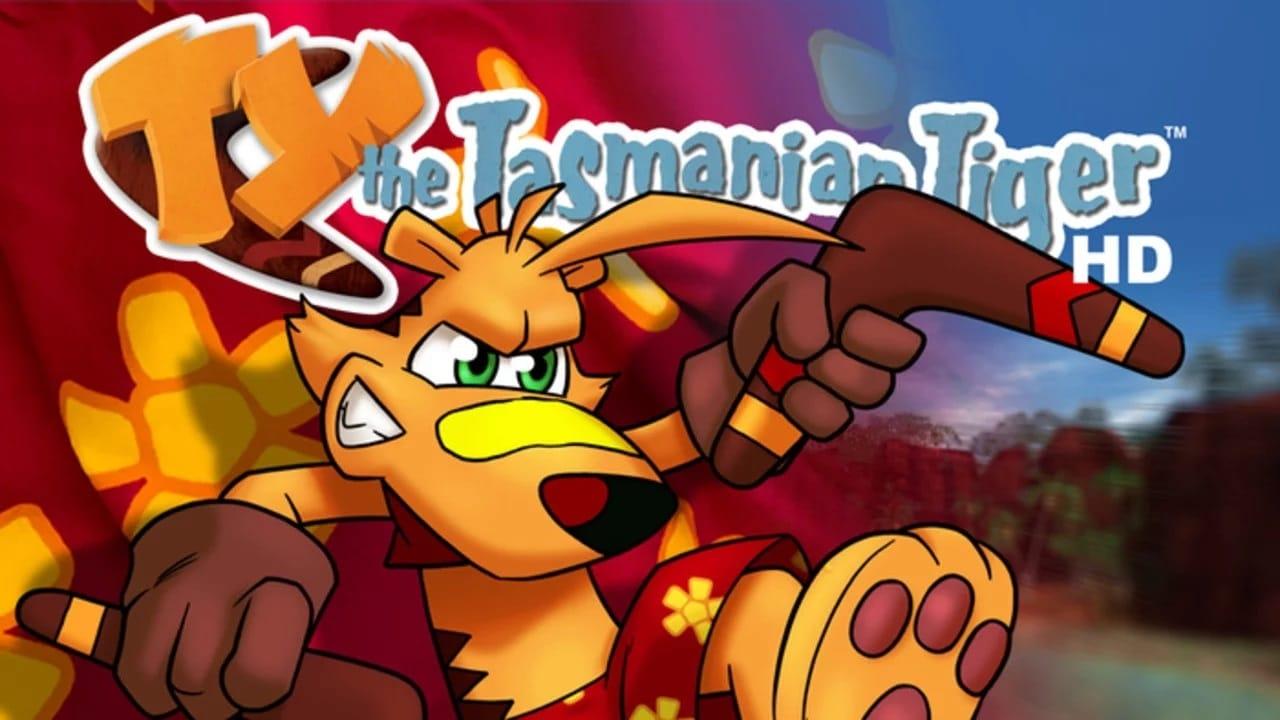 Remasterização de TY the Tasmanian Tiger vai chegar ao PS4