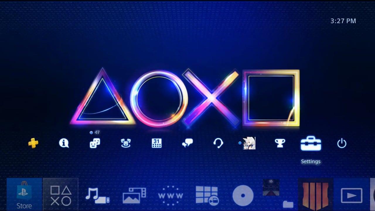 PlayStation 5: usuários pedem a adição de temas em futuro update