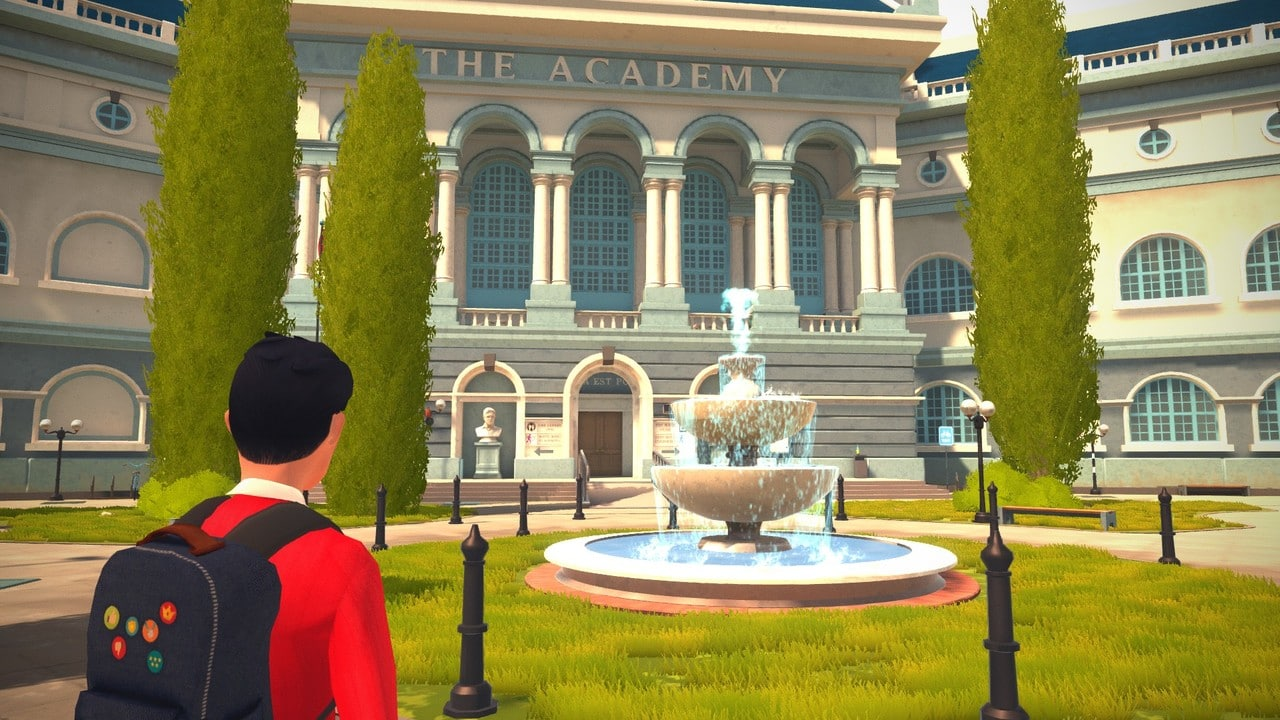 The Academy, jogo de quebra-cabeças, é anunciado para PS4