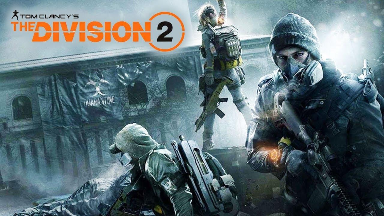 The Division 2: Ubisoft promete novidades nesta terça-feira (11)