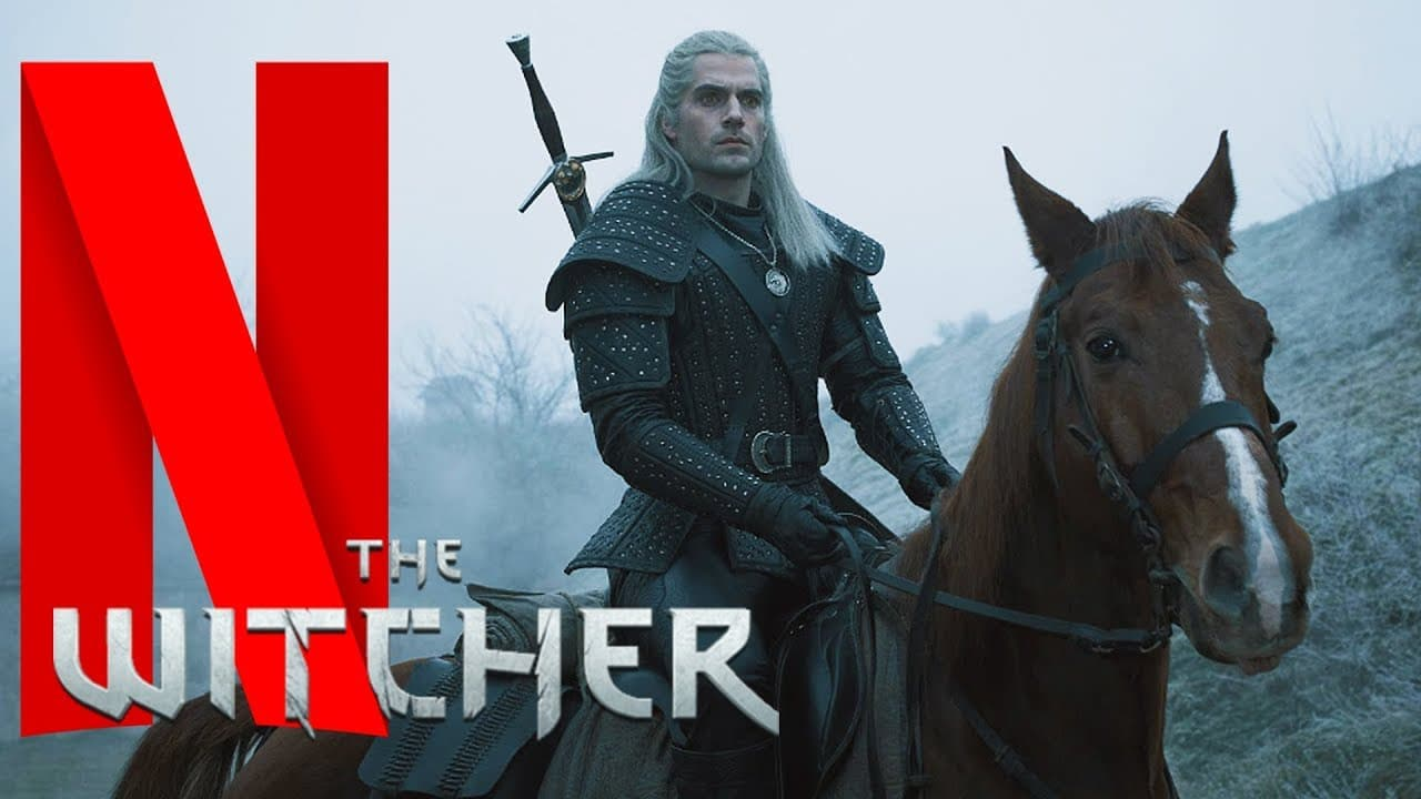 Henry Cavill já está com Carpeado para gravar a 2ª temporada de The Witcher