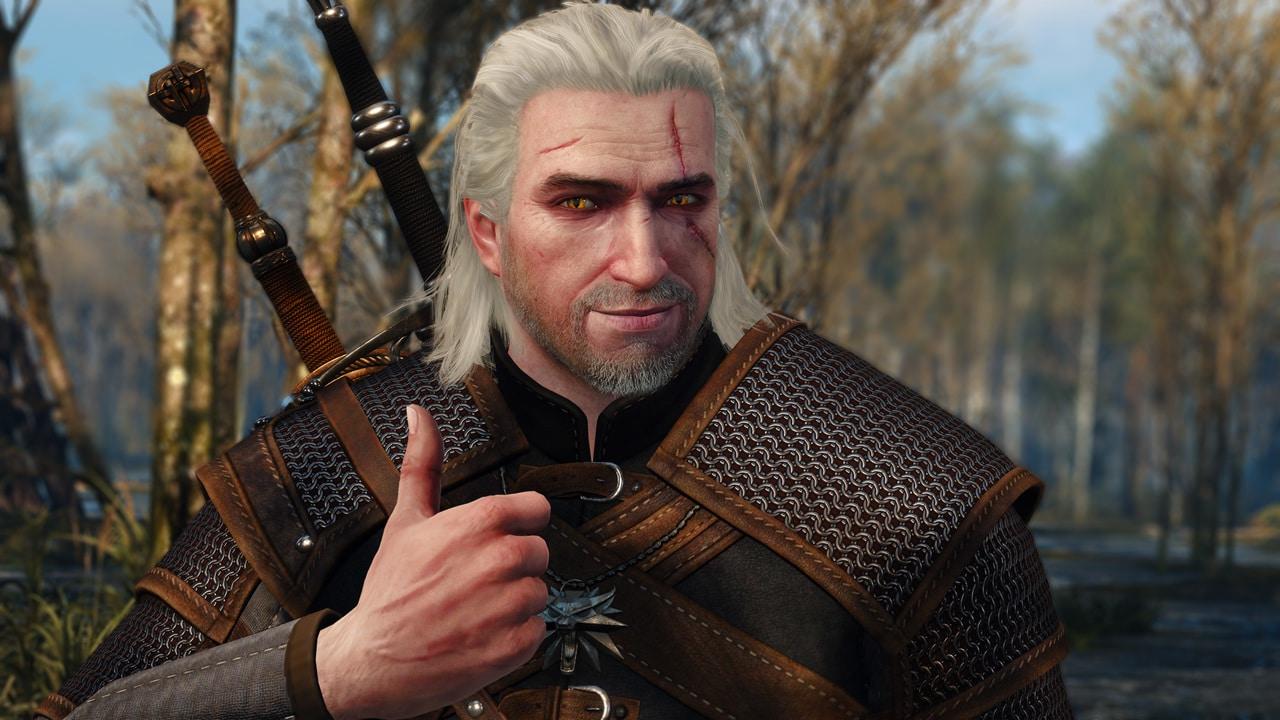 The Witcher 3 roda a 60FPS no PS5 caso não atualize o jogo