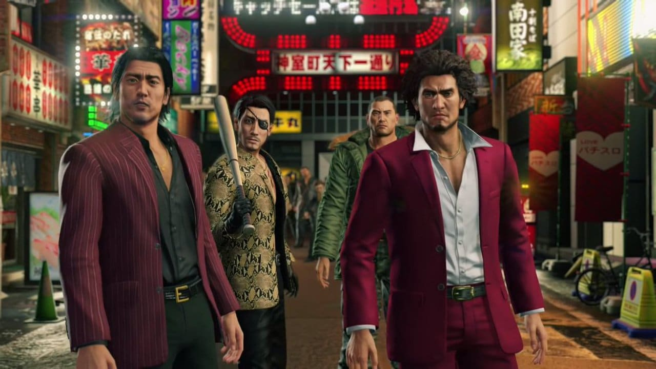 Yakuza: Like a Dragon terá New Game+ via DLC, revela SEGA