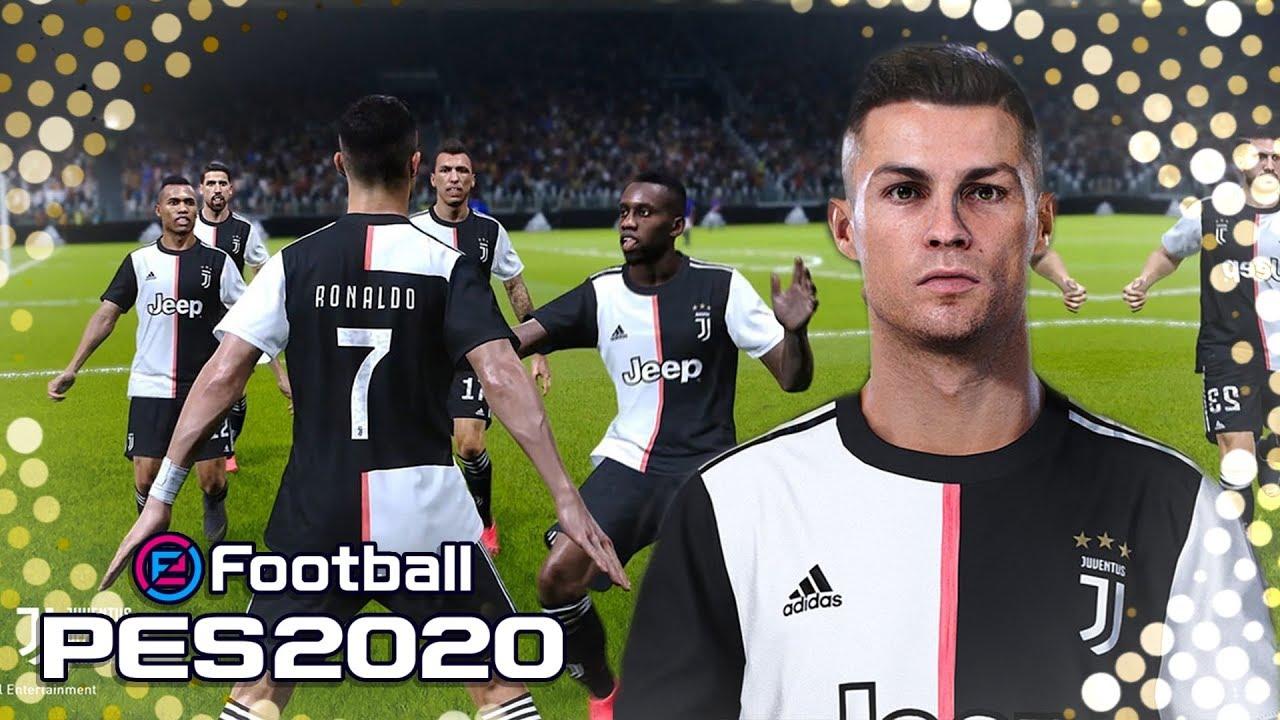 eFootball PES 2020 recebe patch 4.0 com muitas faces novas