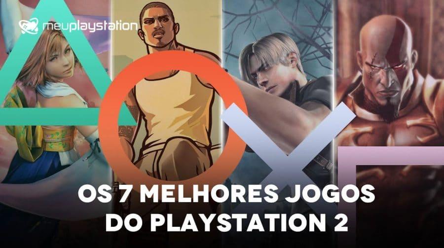 20 ANOS DE PS2 - Os melhores jogos do console