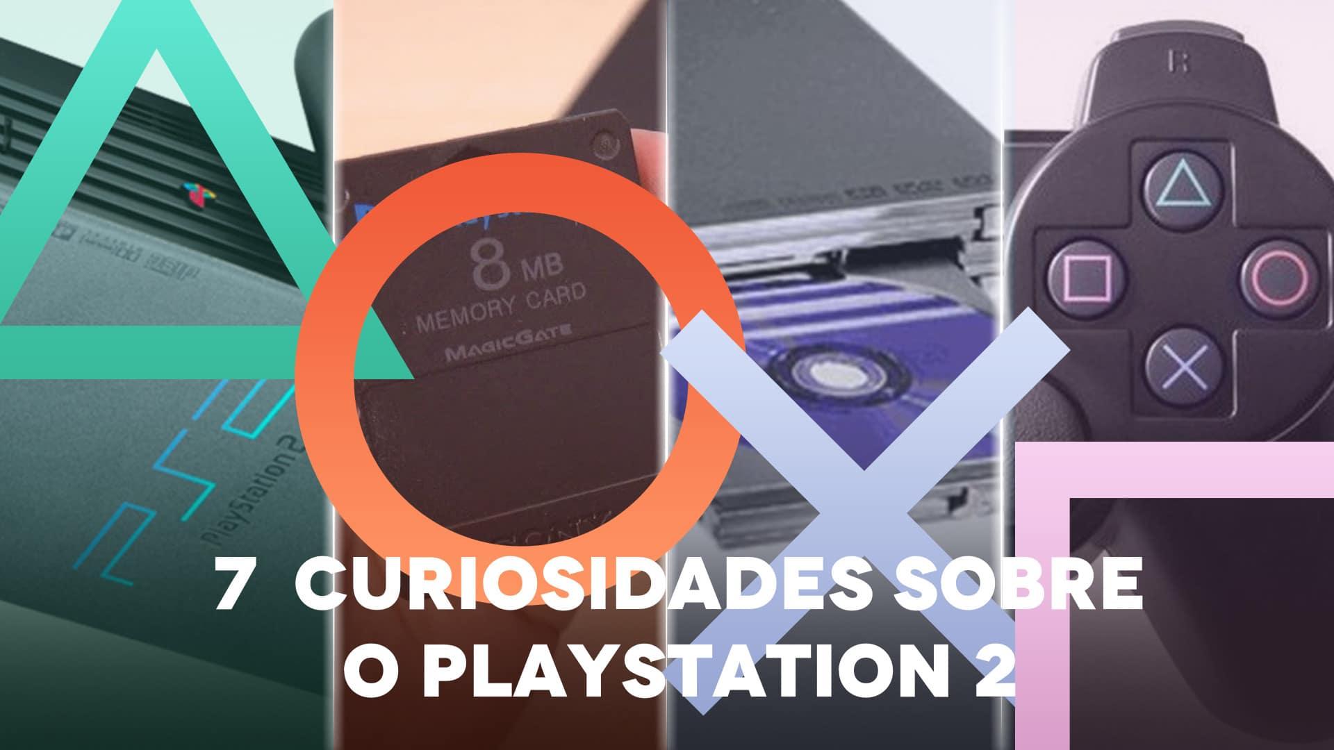 #PS2faz20: Conheça 7 curiosidades sobre o console