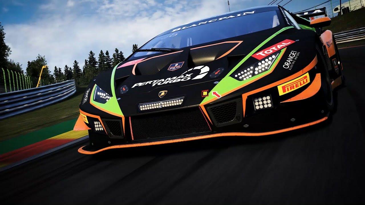 Assetto Corsa Competizione é anunciado para o PlayStation 4
