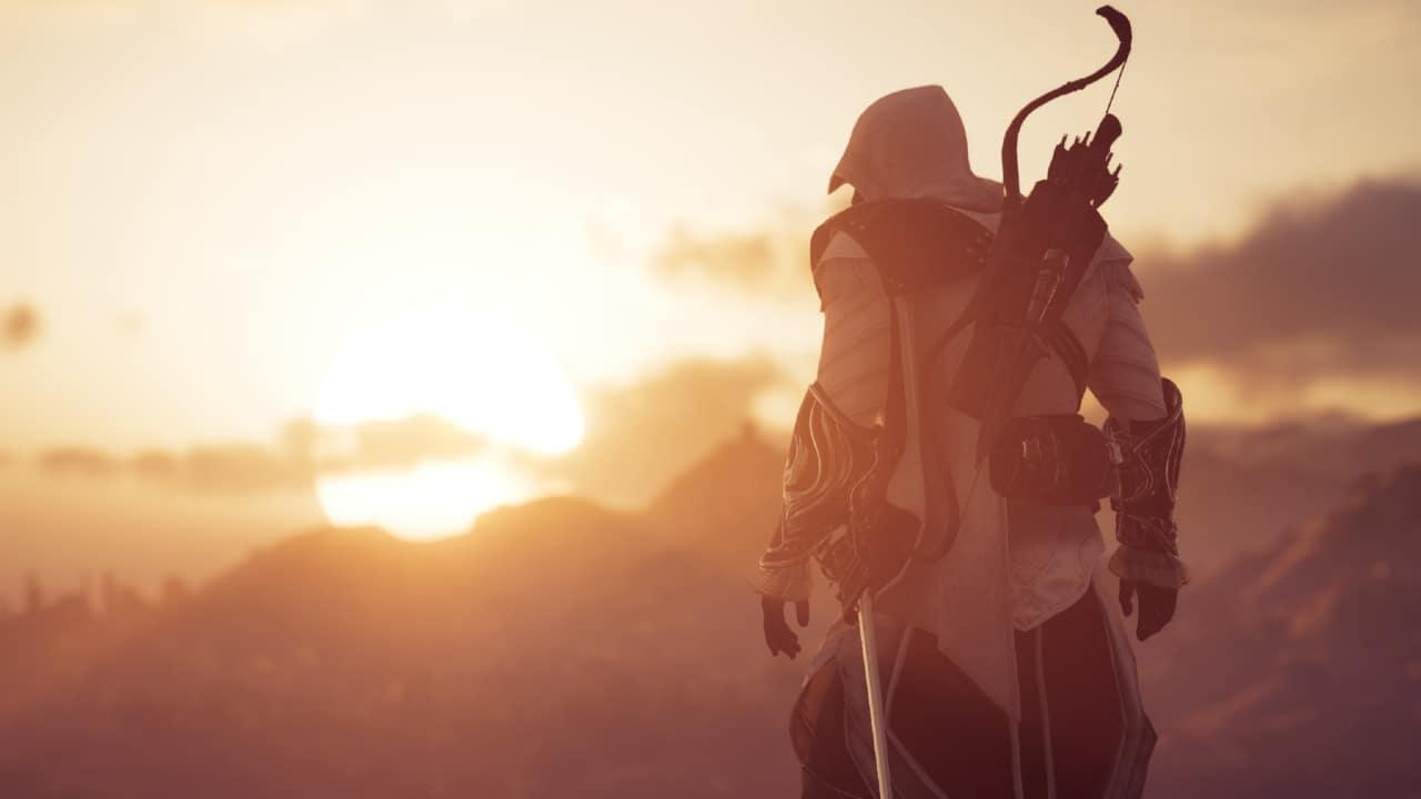 Ezio na Grécia? Assassin's Creed Odyssey terá armadura do herói