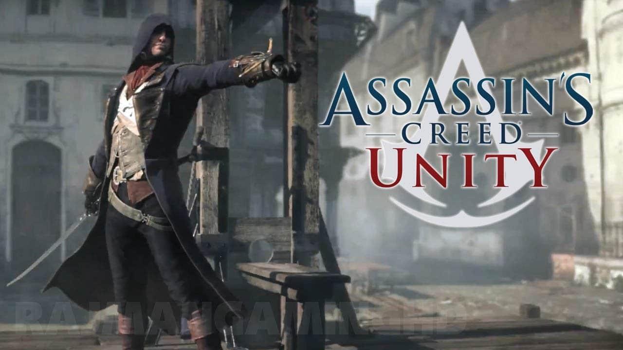 Assassin's Creed Unity foi um dos títulos mais vendidos no mundo em fevereiro