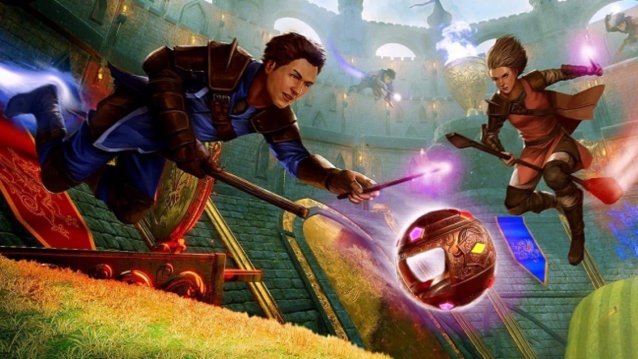 Broomstick League, jogo de quadribol, anunciado para PS4