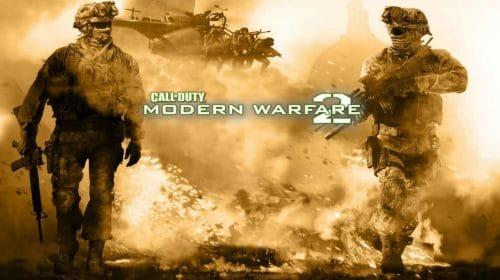 Vazou o trailer de Call of Duty: Modern Warfare 2 Remastered