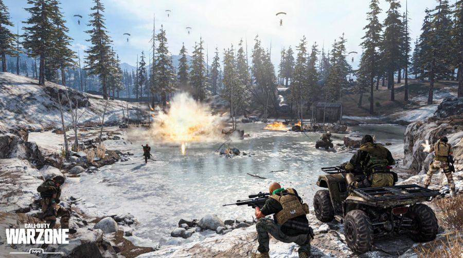 CoD: Modern Warfare e Warzone terão o dobro de XP neste final de semana