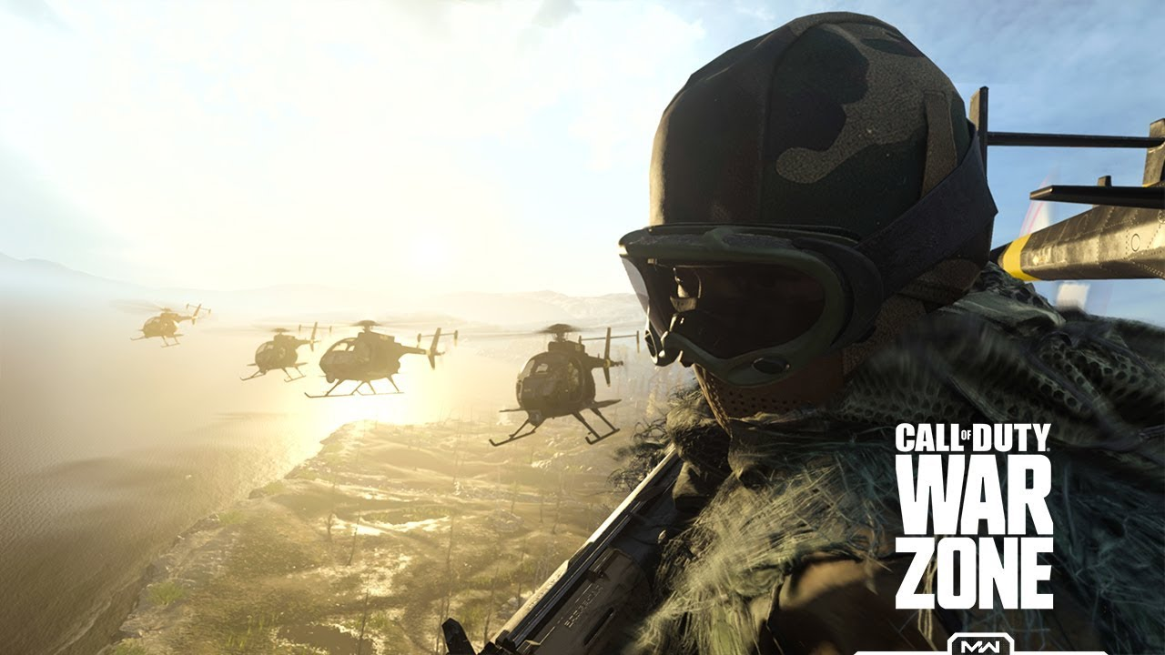 CoD: Modern Warfare Warzone poderá ter até 200 jogadores nas partidas