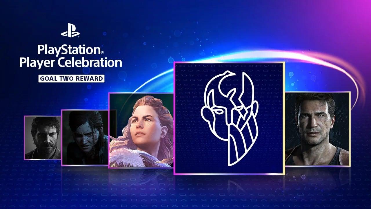Celebração do Jogador PlayStation tem seu segundo objetivo alcançado
