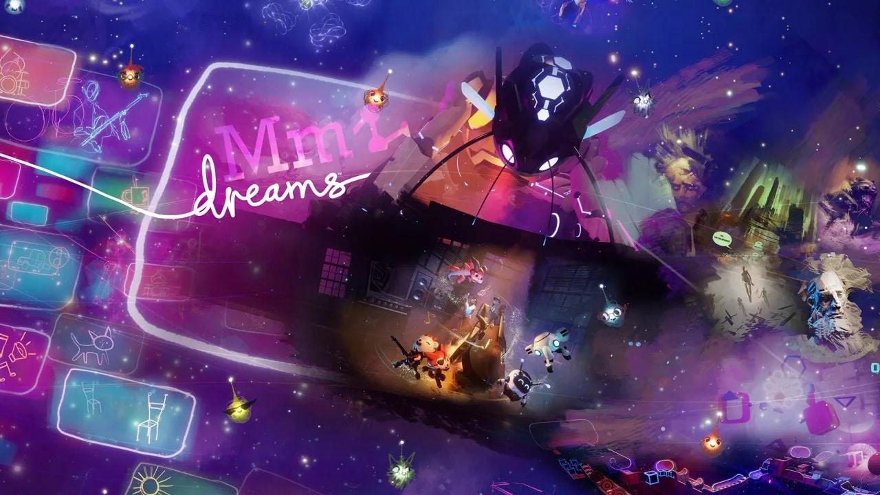 IPs criadas em Dreams pertencem aos jogadores, diz Media Molecule