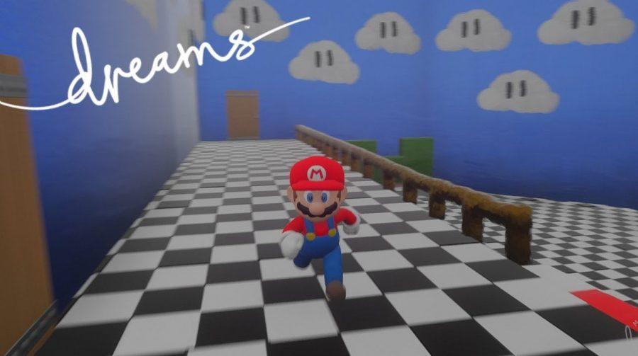 O sonho acabou? Sony confirma remoção de IPs da Nintendo em Dreams