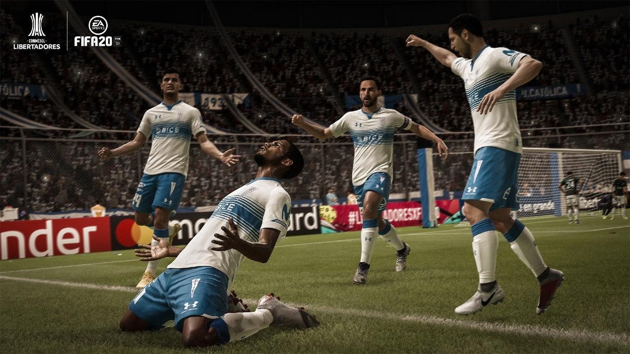 CONMEBOL Libertadores é lançada oficialmente em FIFA 20