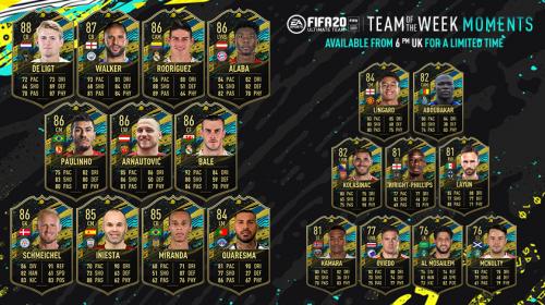 FIFA 20: Ultimate Team ganha novo evento semanal