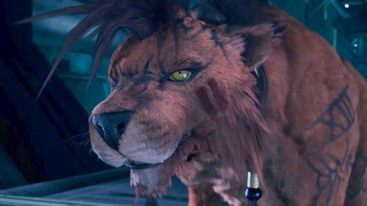 Final Fantasy VII Remake: RED XIII não será jogável na party