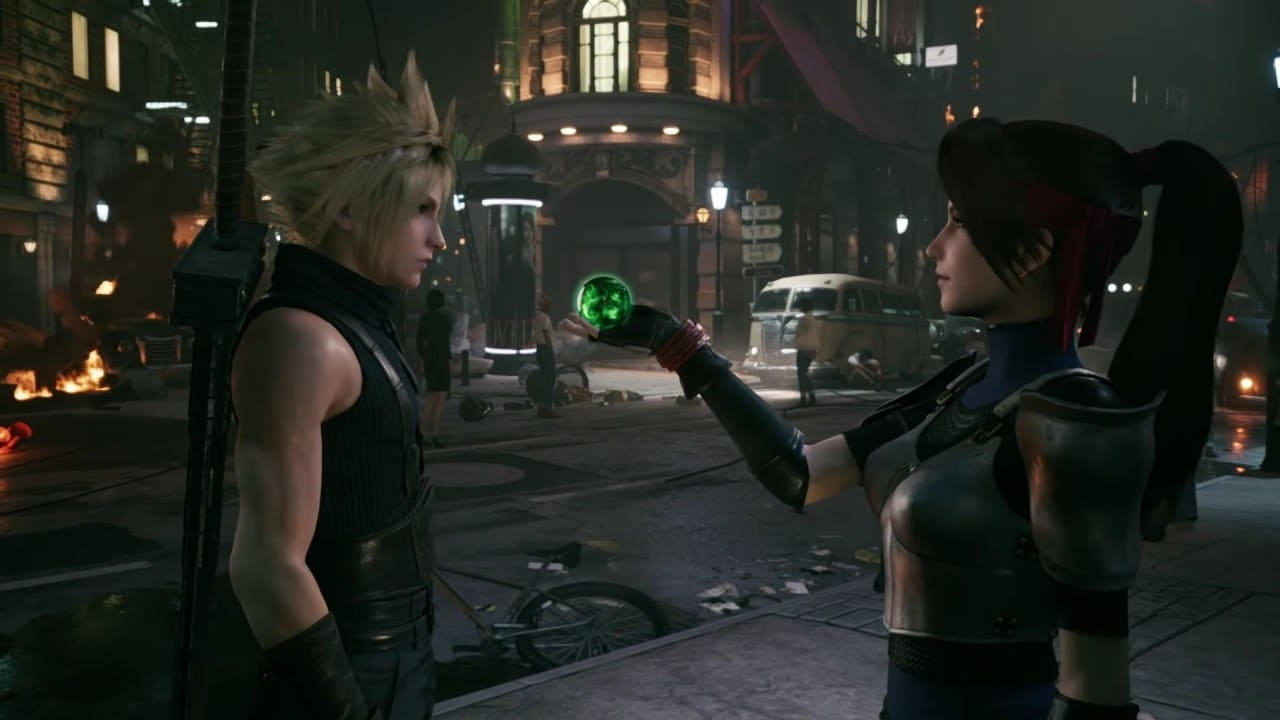 Desenvolvimento de Final Fantasy VII Remake está concluído